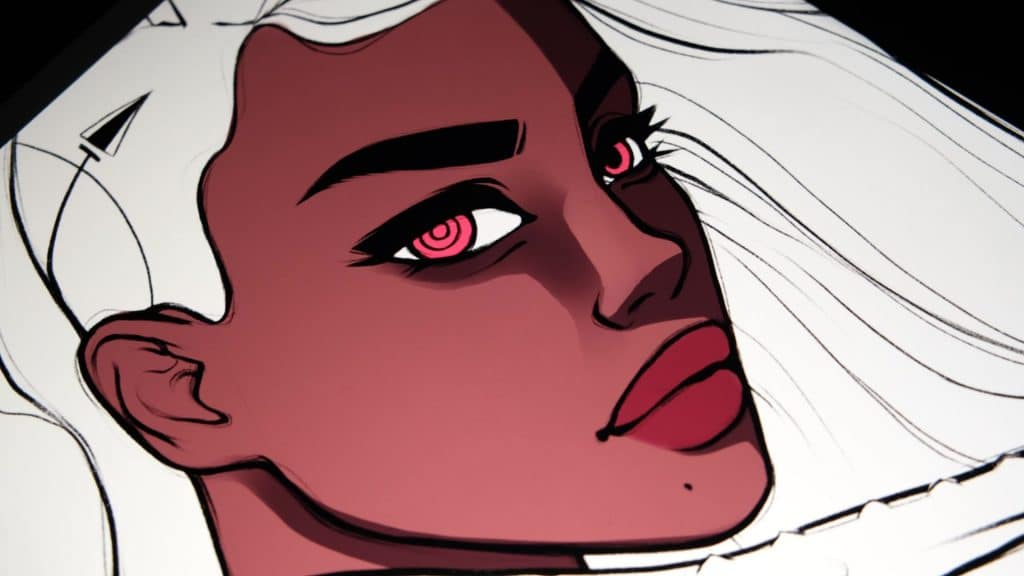how to shade on procreate