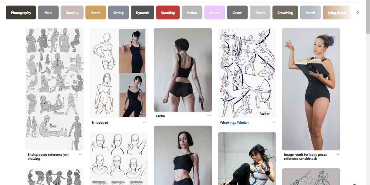 5 Best Drawing Reference Websites - Alicja Prints - Art Blog